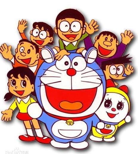 《哆啦A梦》英文版将首次登陆美国