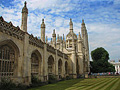 2015英国大学排名:剑桥大学蝉联榜首