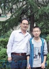 2014贵州高考文科状元:航天中学文秋林704分