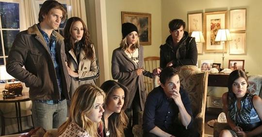 《美少女的谎言》第五季第五集剧照发布