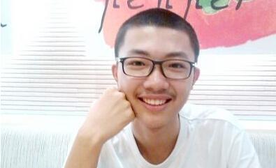 新东方老师专访:福建2014高考理科状元林宇鋆