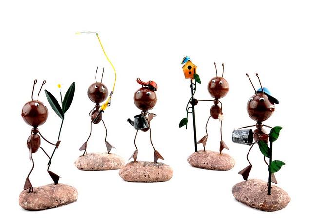 :蚂蚁的生活习性
