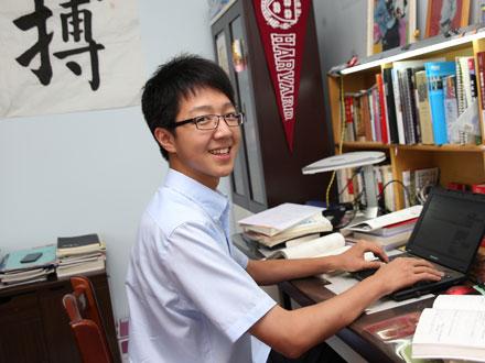2014年高考陕西省理科状元李强