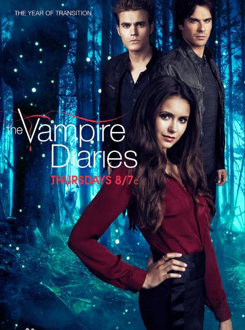 吸血鬼日记(The Vampire Diaries)