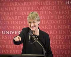 哈佛大学校长德鲁•福斯特2014年毕业演讲