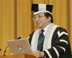 港大校長徐立之在香港大學百年校慶典禮上的致辭