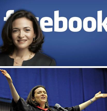 Facebook首席运营官谢丽尔哈佛商学院毕业典礼演讲