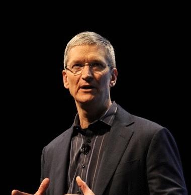 苹果总裁Tim Cook在奥本大学的演讲