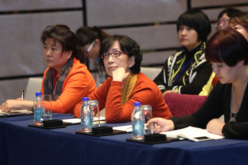 第七届新东方家庭教育高峰论坛学前论坛现场图集