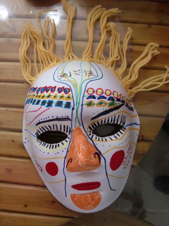 万圣节鬼面具如何制作 万圣节鬼面具制作过程