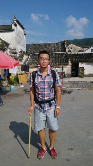 上海德福学员翟易:鏖战两次 完美升级