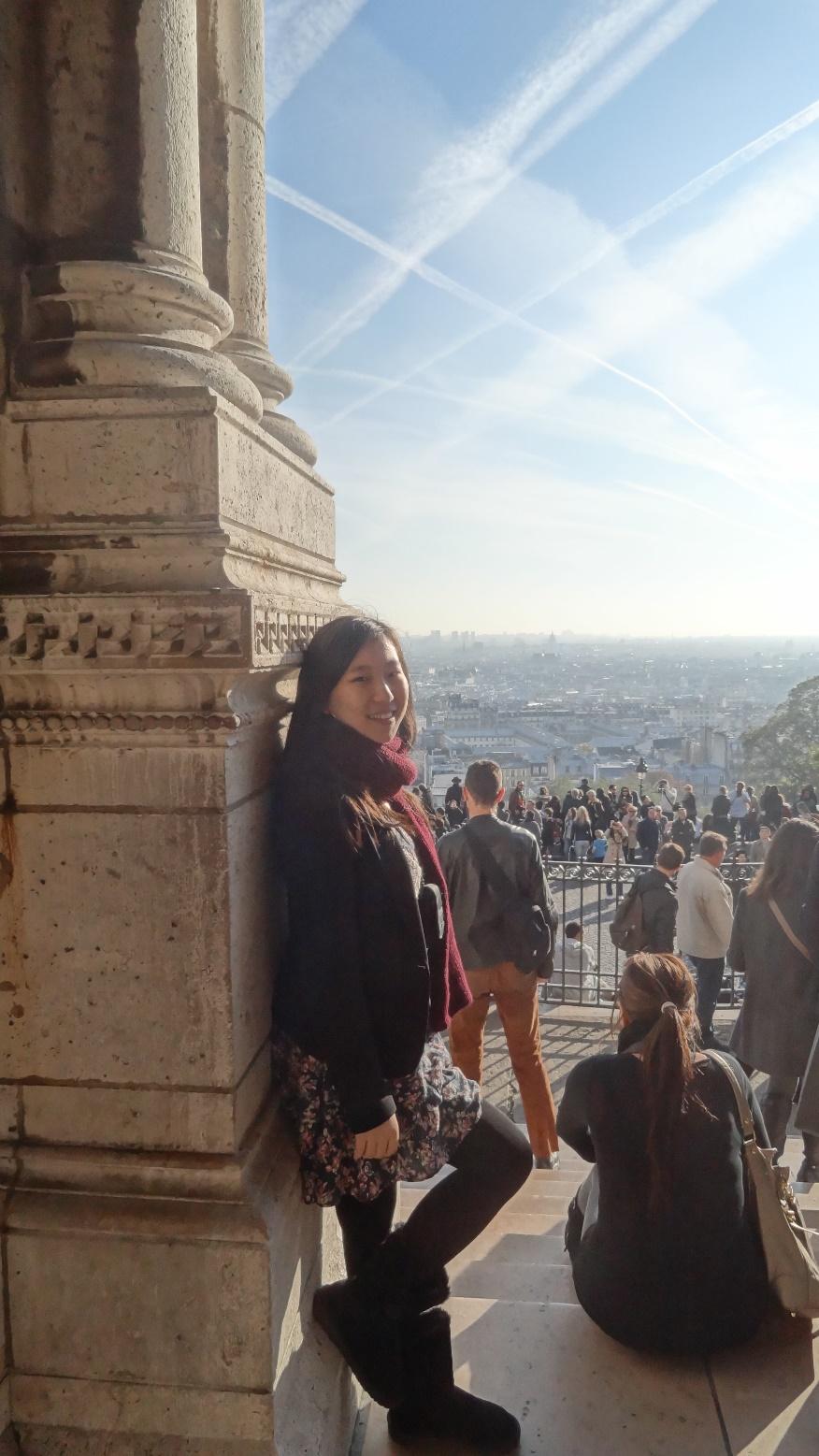 新东方高云子:法语是世界上最美丽的语言