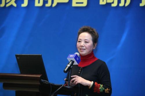 许莉娅 中国青年政治学院社会工作系主任