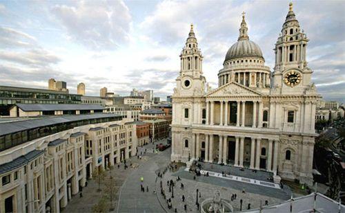 留学英国:去圣保罗大教堂聆听圣诞颂歌