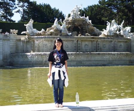 新东方德福学员胡佳玲:新东方让德语专业学生重生