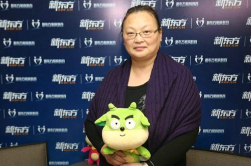 中国儿童中心家庭教育部部长