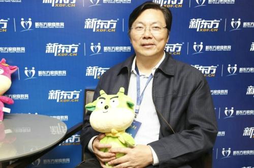 金海清 南通市教育局副局长