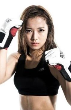 的韩国体育界女神