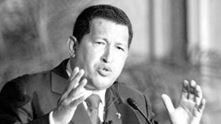 委内瑞拉隆重纪念查韦斯逝世两周年