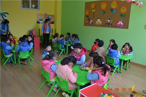 青岛爱莉斯小哈佛幼儿园(城阳园)举行参观小学活动