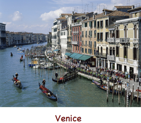 新东方托福词汇奇闻轶事Venice