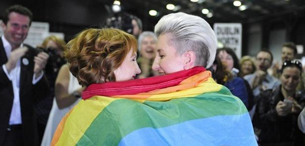 西语新闻:爱尔兰全民公投同性婚姻合法