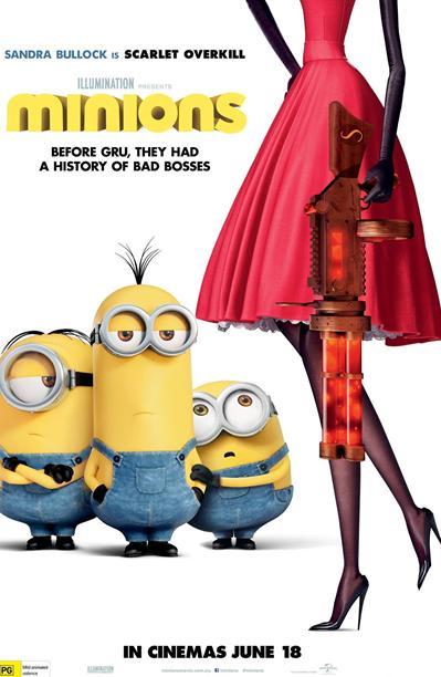 电影小黄人西班牙语版,可爱来袭!(含预告片源)