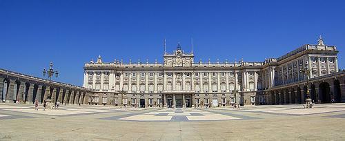 西班牙王宫