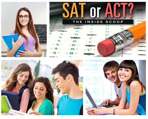 美国留学  选SAT  or  ACT