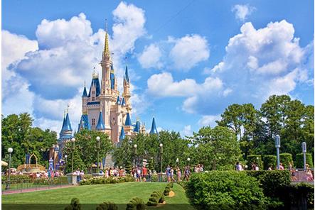 抓住暑假的尾巴:教你省钱游迪士尼