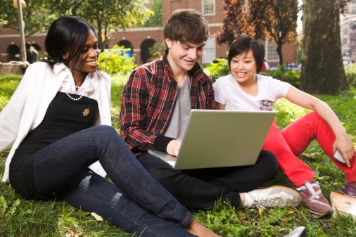 中国学生在美留学感悟:像美国学生一样积极