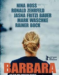 德国剧情电影《Barbara 芭芭拉》