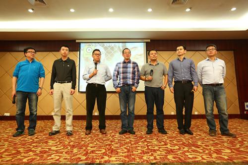总裁办公会成员表演节目