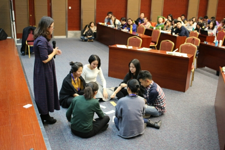 新东方探讨互动模式对托福小班教学的借鉴意义