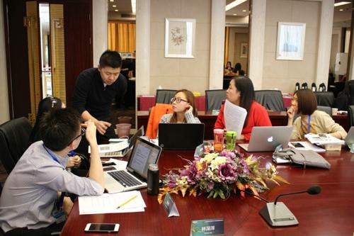 新东方托福听说读写技能研讨大会