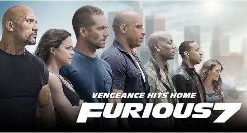 Furious Seven 速度与激情7