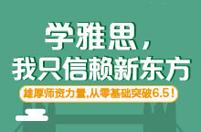 新东方雅思培训课程