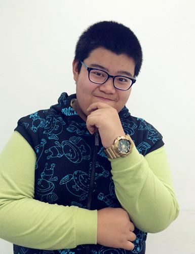 新东方学员高铭晨