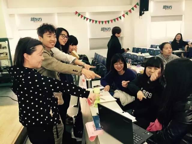 郑州新东方教师家庭指导师培训