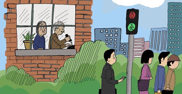 新东方人的故事:趁亲安在,常回家看看