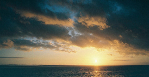 最狂的风,最静的海