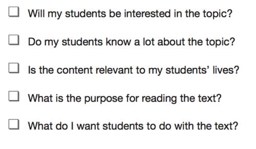 如何选择新SAT阅读读物