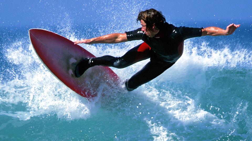 澳大利亚冲浪