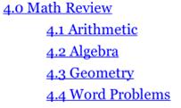 GMAT数学暑假备考:频换短库不要方 数学打底秘籍