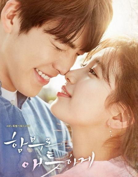韩国娱乐:韩剧海报拍摄的背后故事