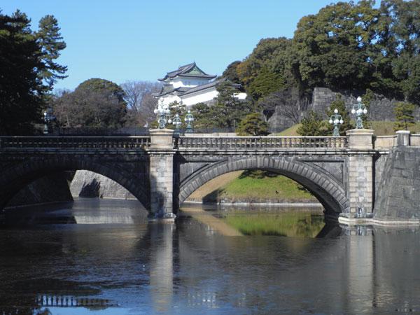 皇居二重桥