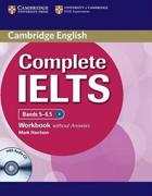 《Complete IELTS Bands 5-6.5 Workbook》