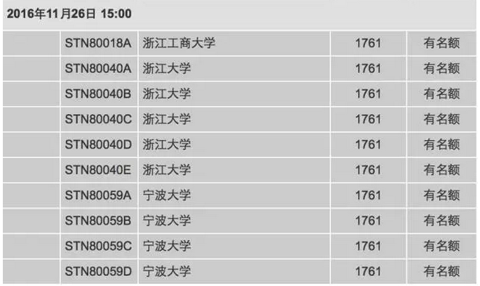 ETS增加托福11月份中央广播电视大学考试场次