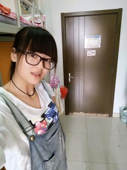 新东方学员 黄雨晴
