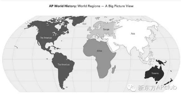 AP 世界历史最新事件,看这一篇就够了
